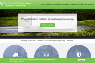 AKSON Gabinet Psychologiczny i Pracownia Psychologiczna - Psycholog Lubań