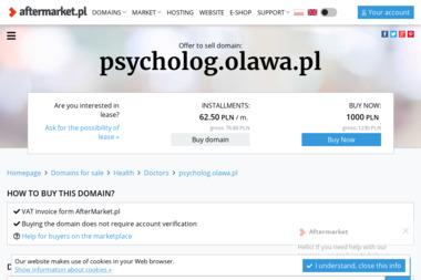 Gabinet Psychoterapii Psychoanalitycznej Krzysztof Kosonóg - Psycholog Oława