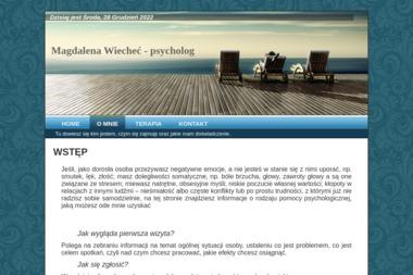 Magdalena Wiecheć - psycholog - Psycholog Rzeszów