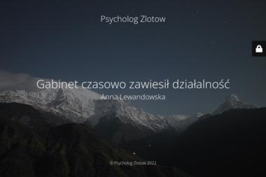 Indywidualna Praktyka Psychologiczna Anna Lewandowska - Psycholog Złotów