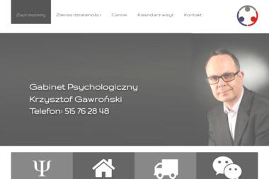 Gabinet Psychologiczny Krzysztof Gawro艅ski - Psycholog Kalisz