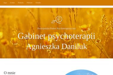Gabinet psychoterapii Agnieszka Daniluk - Psycholog Biała Podlaska