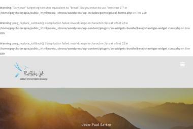 Gabinet Psychoterapii i Rozwoju REFLEKS-JA - Psycholog Jelenia Góra