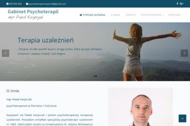 Gabinet Psychoterapii mgr Paweł Kasprzak - Psycholog Kościan