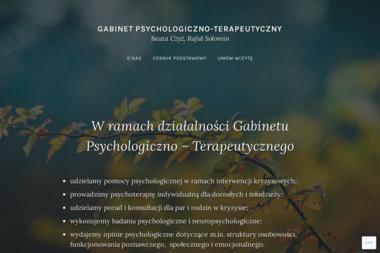 Gabinet Psychologiczno-Terapeutyczny Beata Czyż, Rafał Sołomin - Psycholog Kętrzyn