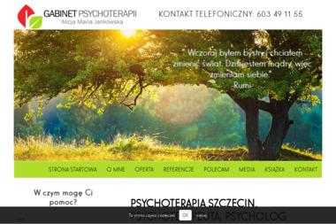 Gabinet Pedagogiczno Psychologiczny Alicja Maria Jankowska - Psycholog Szczecin