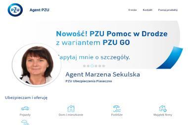 Agencja Ubezpieczeniowa PZU S.A. - Polisy AC Piaseczno