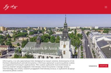 Kancelaria Radców Prawnych Anna Kiełbasa Joanna Jażdż - Prawo Piotrków Trybunalski