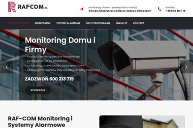 RaF-COM - Usługi Instalatorskie Lubniewice