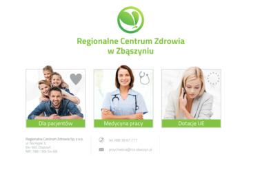 Regionalne Centrum Zdrowia - Dietetyk Zbąszyń