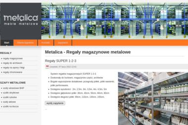 Metalica - Logistyka Wewnętrzna Gdańsk