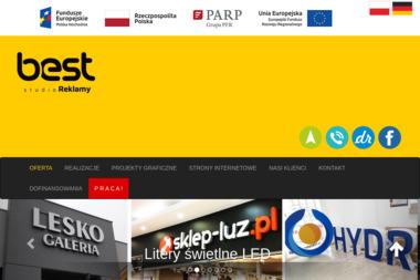 Studio Reklamy Wizualnej BEST sp.j. - Graficy Komputerowi Rzeszów