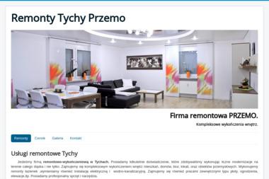 Firma remontowa PRZEMO - Ramonty Łazienek Tychy