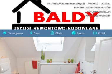 Baldy Usługi Remontowo-Budowlane - Remonty Starych Domów Puławy
