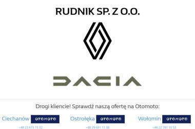 Rudnik Sp. z o.o. - Sprzedawcy samochodów dostawczych Grabowo