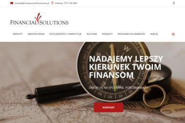Financial Solutions - AC Lubin