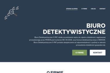 S-PAT Biuro Detektywistyczne - Detektyw Ostrołęka