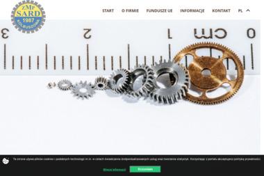 """Zakład Mechaniki Precyzyjnej """"SARD"""" - Tokarz Kolbuszowa Dolna"""