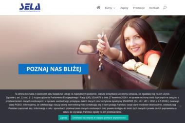 SELA Ośrodek Szkolenia Kierowców - Szkoła jazdy Katowice