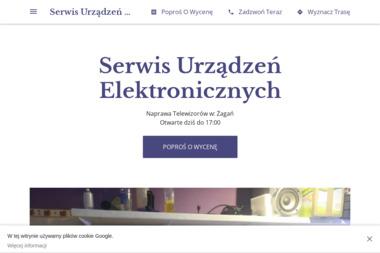 Serwis Urządzeń Elektronicznych - Naprawa telewizorów Żagań