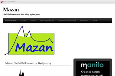 MAZAN - Remonty Balkonów Bydgoszcz