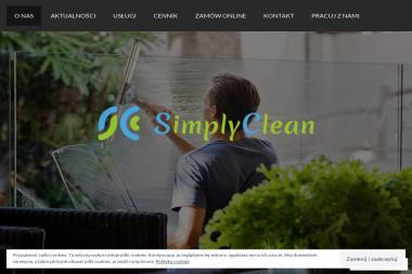 Simply Clean - Mycie Szyb Olsztyn