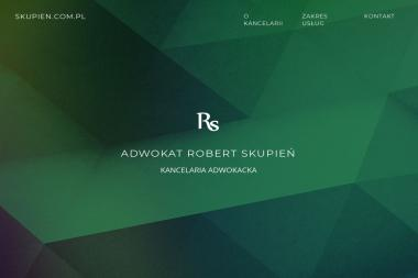 Kancelaria Adwokacka - Robert Skupień - Adwokat Racibórz