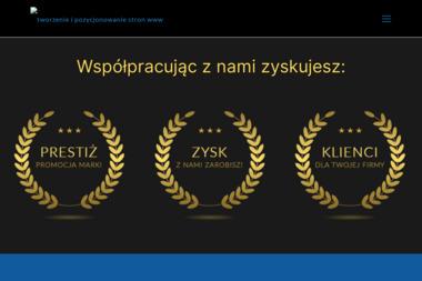 Agencja Reklamowa Skuteczni - Strony internetowe Płock