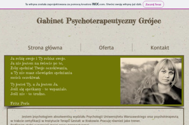 Gabinet Psychoterapeutyczny Marta Sobczak - Psycholog Grójec