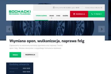 Sochacki Mechanika Pojazdowa - Wymiana olejów i płynów Wrocław