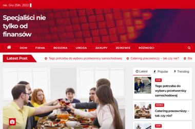 Specjaliści finansowi - Doradca finansowy Łódź