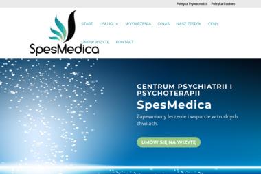 Centrum Psychiatrii i Psychoterapii SpesMedica - Terapia Uzależnień Piotrków Trybunalski