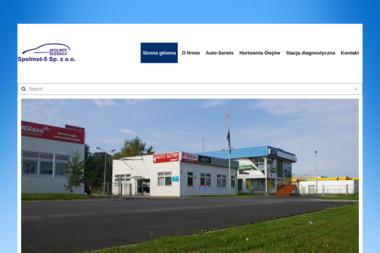 SPOLMOT-5 Sp.z.o.o - Przeglądy i diagnostyka pojazdów Oleśnica