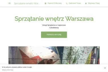 Sprzątanie wnętrz Warszawa 24 H - Sprzątanie Legionowo