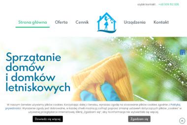 """Firma usługowo-sprzątająca """"Czysty dom, firma, ogród"""" - Sprzątanie Biur Żnin"""