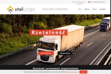 STALCARGO - Transport międzynarodowy Bolszewo