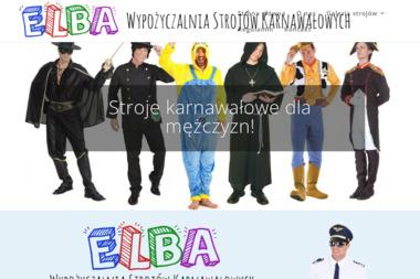 ELBA - Stroje karnawałowe - Wypożyczalnia strojów Rybnik