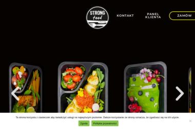 StrongFood - Catering Zielona Góra