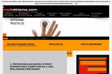 MADREKLAMA.COM - Strony internetowe Kołobrzeg