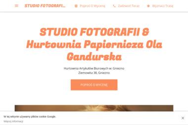 STUDIO FOTOGRAFII Ola Gandurska - Sesje zdjęciowe Gniezno
