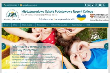 Regent College - Szkoła językowa Elbląg