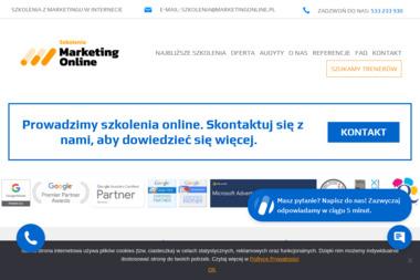 Szkolenia Marketing Online - Kurs marketingu Warszawa