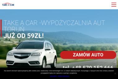 Take a Car - Wypożyczalnia samochodów Toruń