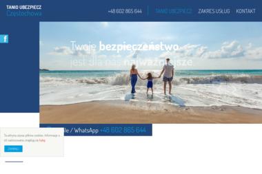 AGENCJA UBEZPIECZENIOWA Ewa Kochman - Ubezpieczenie firmy Częstochowa