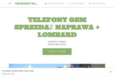 TELEFONY GSM - SPRZEDAŻ NAPRAWA + LOMBARD - Serwis komputerów, telefonów, internetu Gniezno