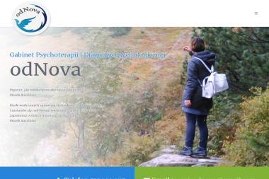 Gabinet Psychoterapii i Diagnozy Psychologicznej odNova - Psycholog Gdynia