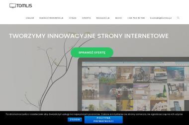 Tomlis - Strony internetowe Żukczyn