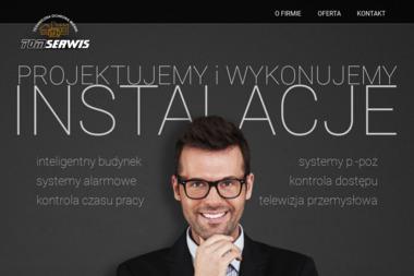 TOM SERWIS - Alarmy Ełk