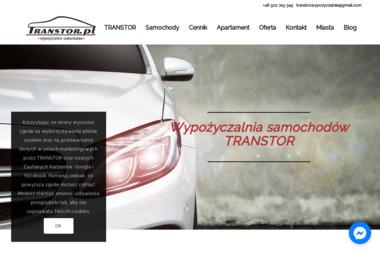 TransTor - Wypożyczalnia samochodów Toruń