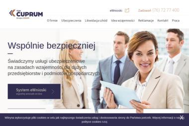 TUW CUPRUM - Ubezpieczyciele Lubin
